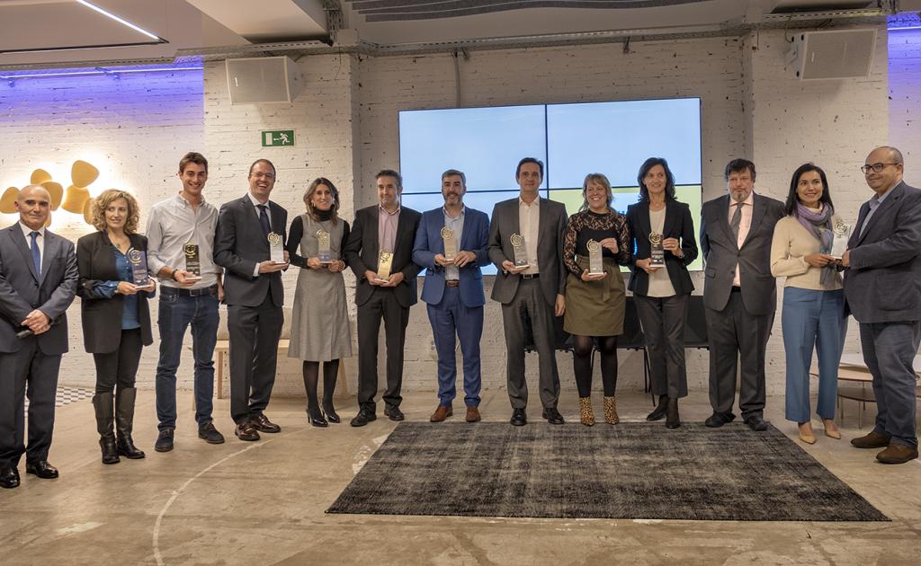 Ganadores Premios Javier Arcona 2019